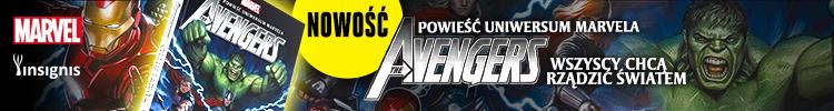 Marvel. Avengers: Wszyscy chcą rządzić światem