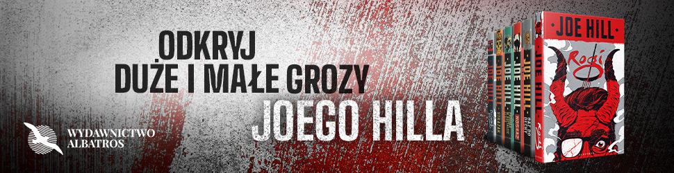 Joe Hill, Rogi